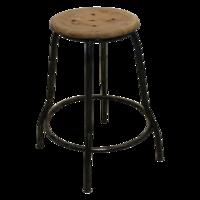 Factory Warung stool - kruk van gerecyclede materialen