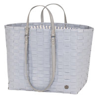 Handed By Go! Shopper van gerecycled plastic - steel grey