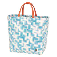 Handed By Joy shopper - turquoise