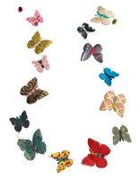 FairTrade vlinder slinger van Eco papier