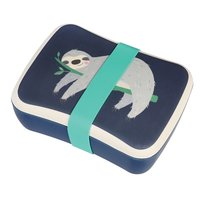 Rex London Bamboe Lunchbox Sydney the Sloth - Eco broodtrommel