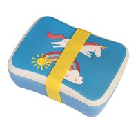 Rex London Bamboe Lunchbox Magical Unicorn - Eco broodtrommel
