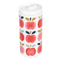 REX London Eco Can Vintage Apple, drinkblik/beker van bioplastic