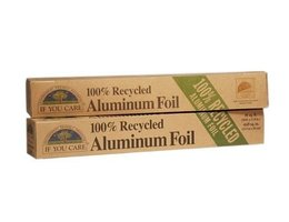 100% Gerecycled Aluminiumfolie