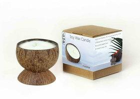 BsaB Kokosnoot kaars met kokos geur
