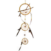 FairTrade Dreamcatcher Rond
