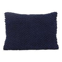 Imbarro kussen Poppy Dark Blue