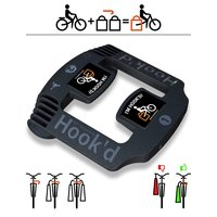 Get Hook'd: Dé oplossing voor boodschappen doen op de fiets