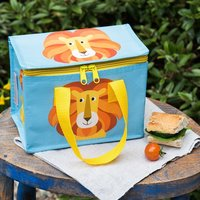 Lunch Bag Cooltasje Lion, gemaakt van gerecycled plastic