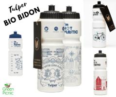 Bio Bidon van Tulper met eigen bedrukking