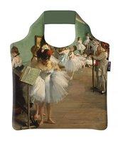 Ecozz opvouwbare shopper van gerecyclede Pet, Edgar Degas ED01