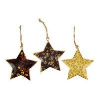 Imbarro metalen ster hangers: Stars Adore