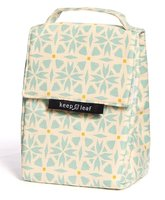 KeepLeaf Lunchbag Geo, Fairtrade lunchtas