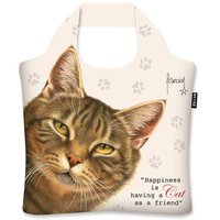 Ecozz Ecoshopper van gerecycled plastic, Francien's Cats
