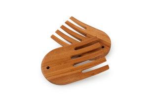 Bamboe hout slabestek set Yong