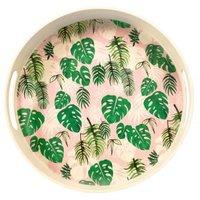Bamboe Dienblad van REX London - Tropical Palm