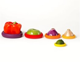 Foodhuggers, silicone Foodsavers Autumn Harvest