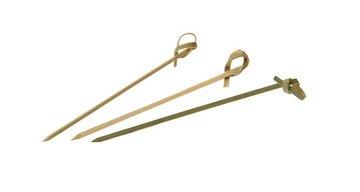 Bamboe knoopprikker 120 mm, pak 100 stuks