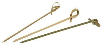 Bamboe knoopprikker 210 mm, pak 100 stuks