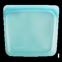 Stasher Bag Aqua - Plastic vrij bewaar en kook zakje