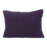 Imbarro kussen Poppy Purple