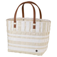 Handed By XL Shopper Lumberjack Sunset cream white