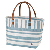 Handed By XL Shopper Lumberjack Sunset Blue-White