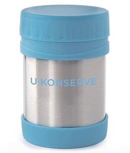 U-Konserve Food Jar Green, RVS thermos container