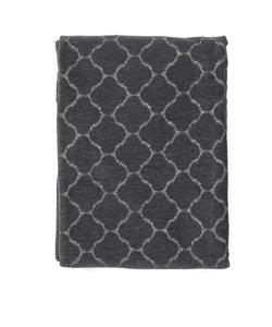 KLippan Hjordis deken van biologisch katoen