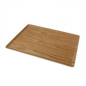 Cabanaz dienblad van wilgenhout medium