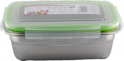 Roestvrijstalen lunchbox 550ml Dora's