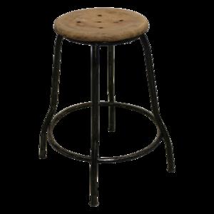 Warung stool original van Raw Materials