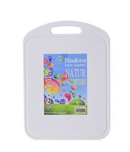 Biodora snijplank klein van bioplastic