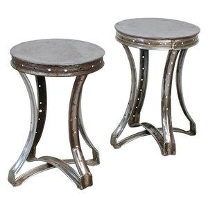 Iron bicycle stool Raw Materials