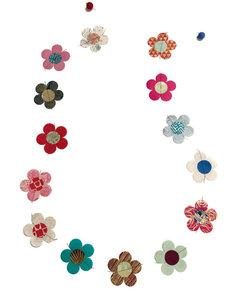 FairTrade bloemenslinger uit Nepal van Olino Paperworks bij GreenPicnic