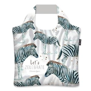 The Zebra ecoshopper van Ecozz Lets Zelebrate bij verkooppunt GreenPicnic