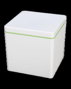 Ajaa Naturbox lunchtrommel of voorraaddoos 1,4L van bioplastic bij GreenPicnic