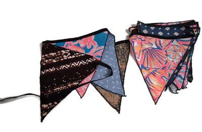 Fairtrade slinger van gerecyclede sari Greenpicnic