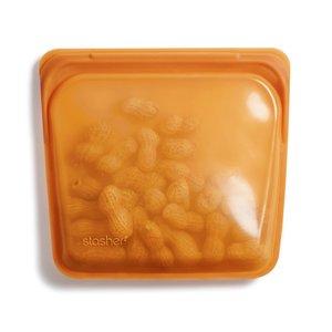 Handige Honey Stasherbag in het honing oranje verkrijgbaar bij GreenPicnic