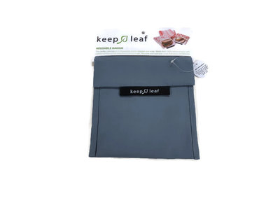 Keep Leaf lunch baggie XL denim blue Greenpicnic