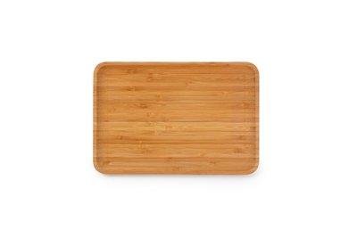 Klein bamboe houten dienblad, Greenpicnic