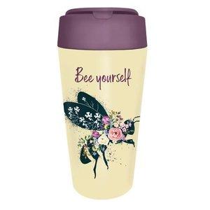 BioLoco Plant Deluxe cup Bee Yourself, GreenPicnic