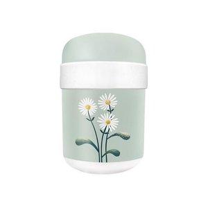 GreenPicnic - Plant muesli beker Daisies van BioLococ