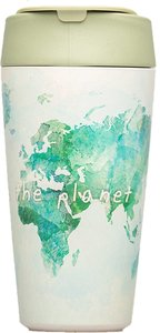 GreenPicnic - Safe the Planet PLA plant deluxe cup van BioLoco
