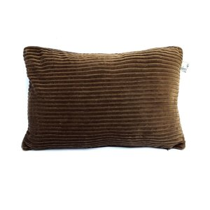 Imbarro Cushion Corderoy x Camel