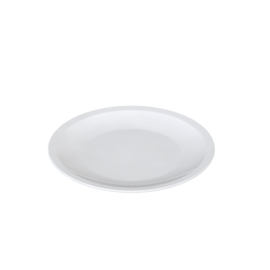 Biodora dinerbord van PLA Bio plastic, BPA en melamine vrij