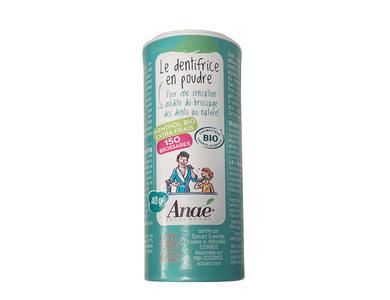 Anae tandpoeder van natuurlijke ingrediënten - Tandpasta poeder