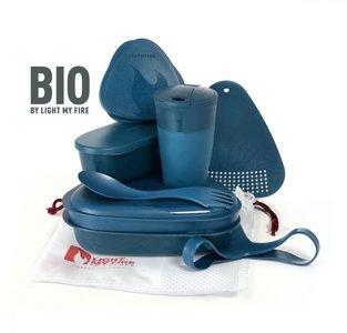 Light My Fire Meal Kit BIO Hazy Blue - GreenPicnic