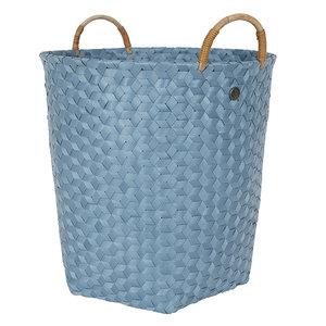 Hoge Handed By Basket Dimensional in Jeans Blue - Large
