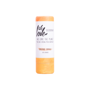 GreenPicnic - Original Orange natuurlijke deodorant stick van We Love the Planet